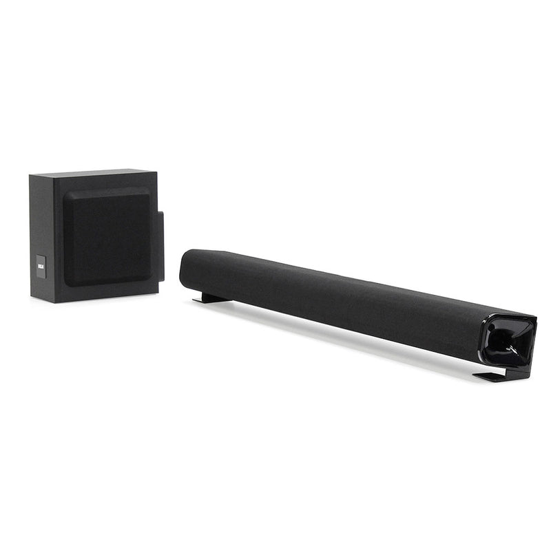 "RCA 37"" Home Theater Soundbar (RTS7113WS) - Wireless Subwoofer and Bluetooth"