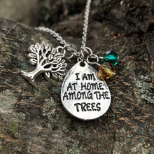 Load image into Gallery viewer, Among The Trees Necklace