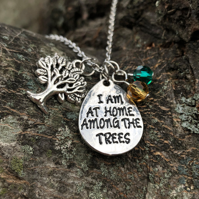 Among The Trees Necklace