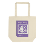 Night and Day Eco Tote Bag