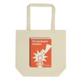 Frankenstein Eco Tote Bag