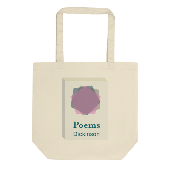 Dickinson's Poems Eco Tote Bag