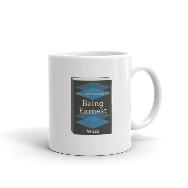 Importance of Being Earnest Mug