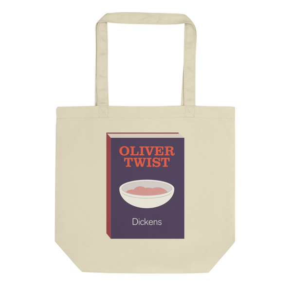 Oliver Twist Eco Tote Bag