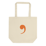 Comma icon Eco Tote Bag