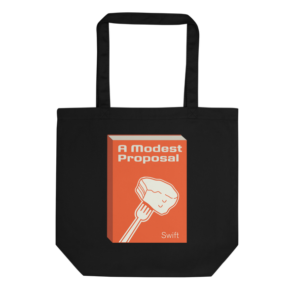 A Modest Proposal Eco Tote Bag
