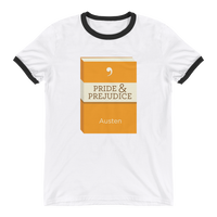 Pride and Prejudice Ringer T-Shirt
