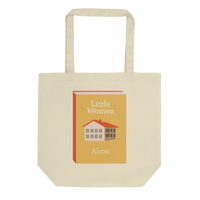 Little Women Eco Tote Bag