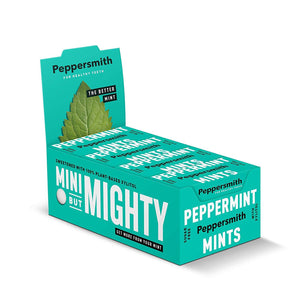 Peppersmith 100% Xylitol Mints - Pfefferminze
