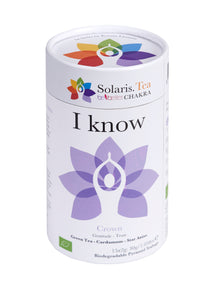 Geschenkset - 7x be better CHAKRA BIO Tees by Kerstin Linnartz, blended by Solaris Tea