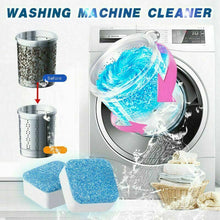 Load image into Gallery viewer, Washing Machine Tub Bomb Cleaner REMOVE all DIRT & DEEP CLEANING Remover Deodorant Durable Multifunctional Laundry Supplies