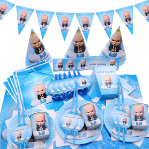 Baby Boss Theme Party Decorations & Favors