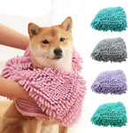 Massage Bath Towel for Pet Dogs