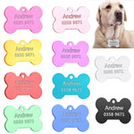 Customized Dogs ID Tag