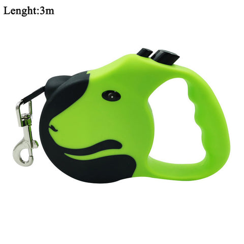 3M/5M Retractable Flexible Dog Leash