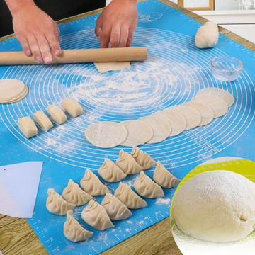 Non-Stick Silicone Pastry Baking Mat