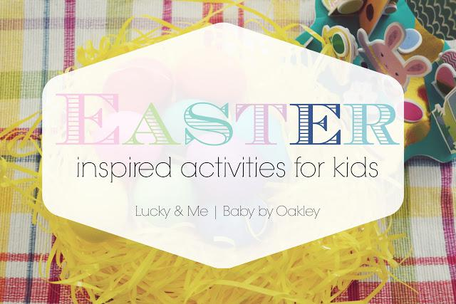 Easter Inspired Activities for Kids