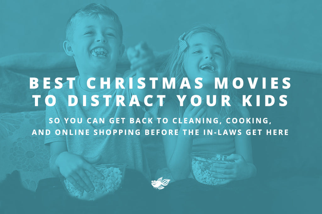 Best Christmas Movies to Distract Your Kids