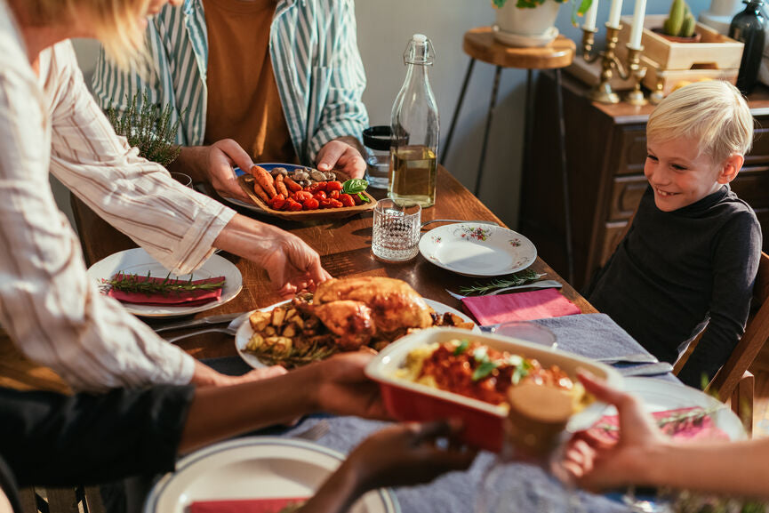 Traditional Thanksgiving Recipes with Safety In Mind