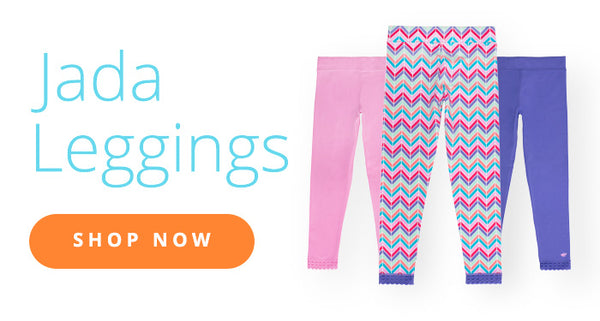 jada girls leggings