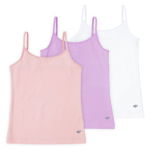Emma Girls Camisoles (3-Pack)
