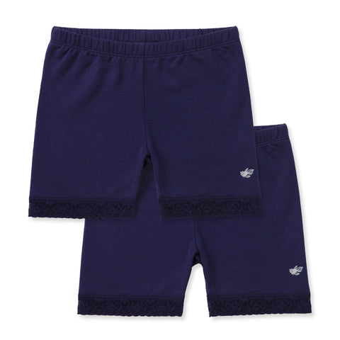 Leah Girls Undershorts (2-Pack)