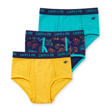 Liam Boys Briefs (3-Pack)