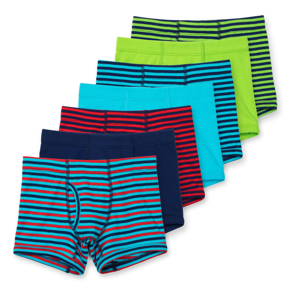 Nolan Organic Cotton Boys Boxer Briefs