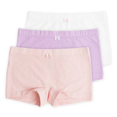 Sophie Girls Shorties (3-Pack)