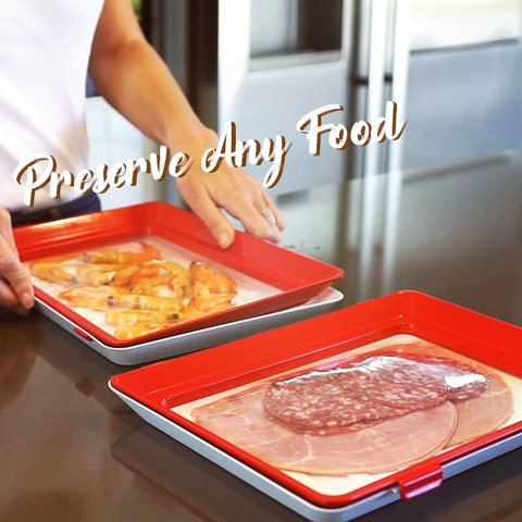 Clever Tray - Preserve Any Food