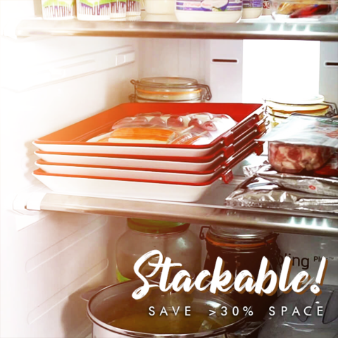 Clever Tray - Stackable Trays