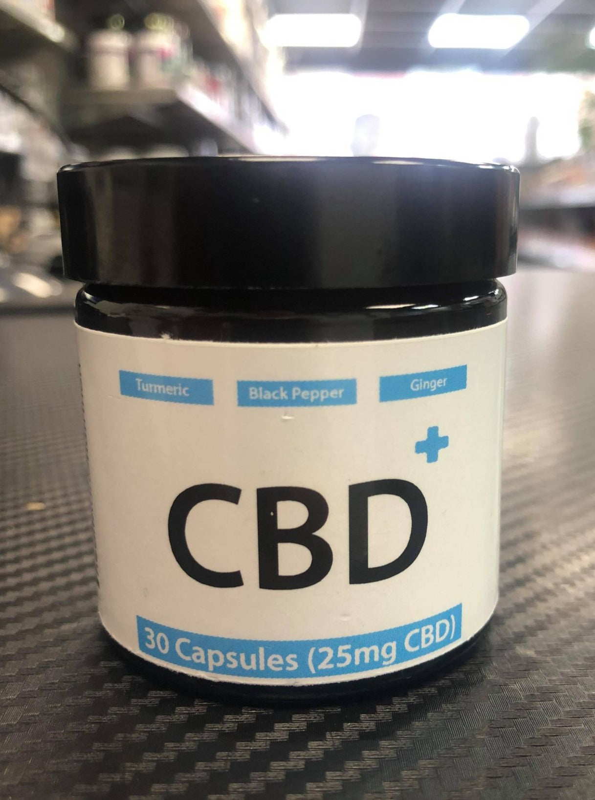 Positive Health & Nutrition - CBD Capsules 30 (25mg)