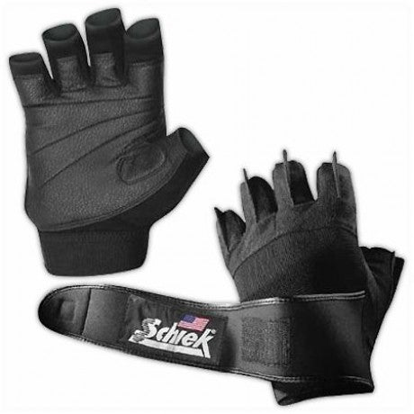 Schiek-Training Gloves 540 With Wrist Support