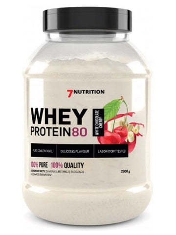 7 Nutrition-Whey 80 2kg