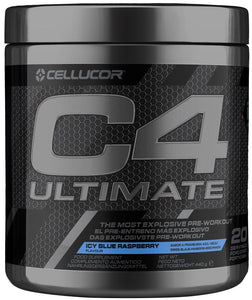Cellucor-C4 Ultimate