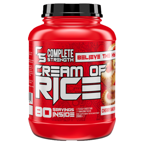 Complete Strength - Cream Of Rice