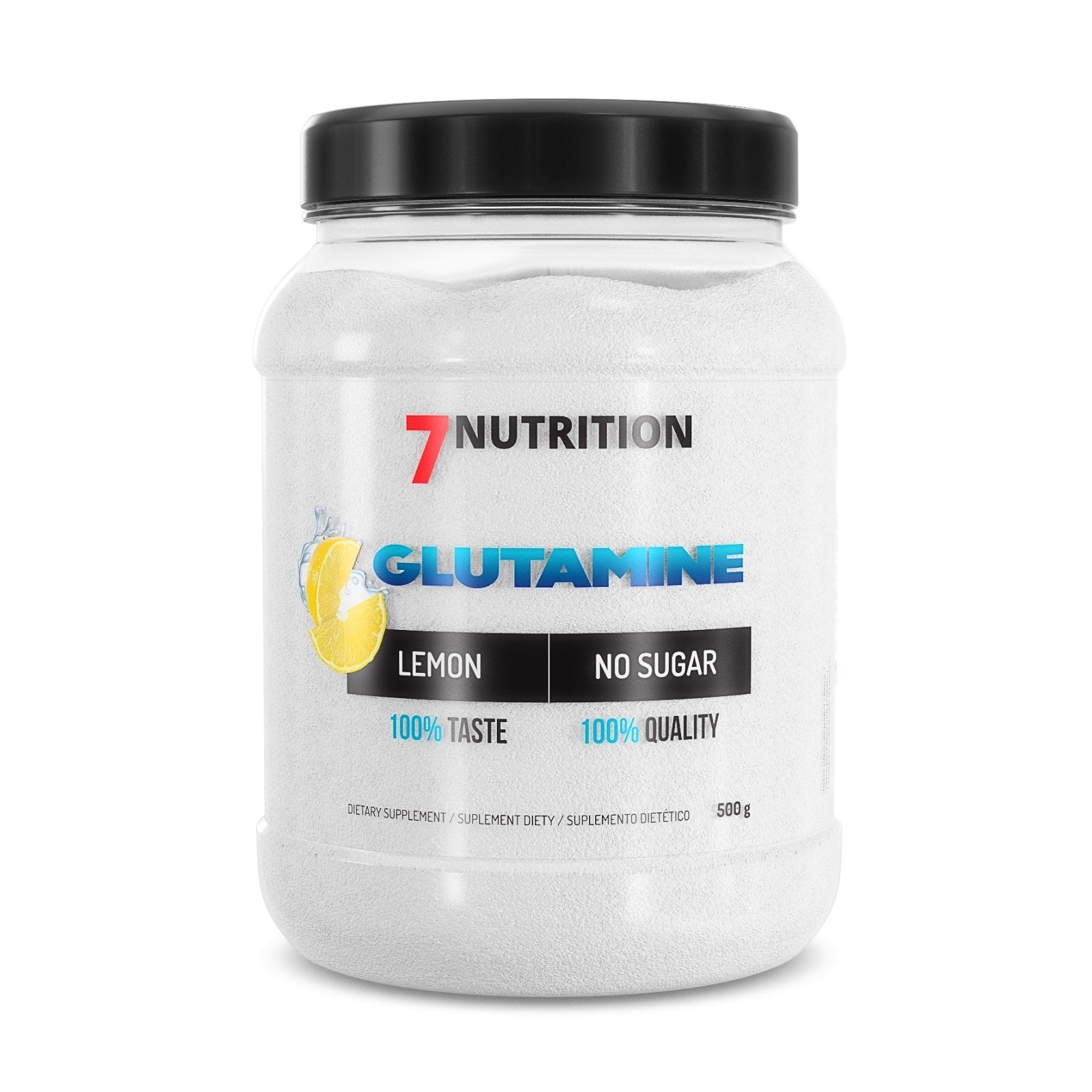 7 Nutrition - L-Glutamine 500g