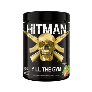 Swedish Supplements - Hit Man