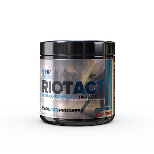 HR Labs - Riot Act High Stim Pre Work Out