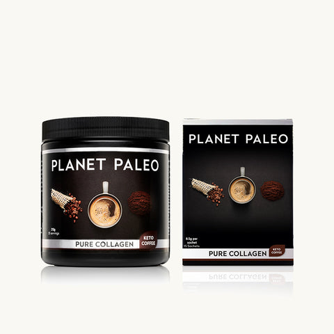 Planet Paleo - Pure Collagen Keto Coffee