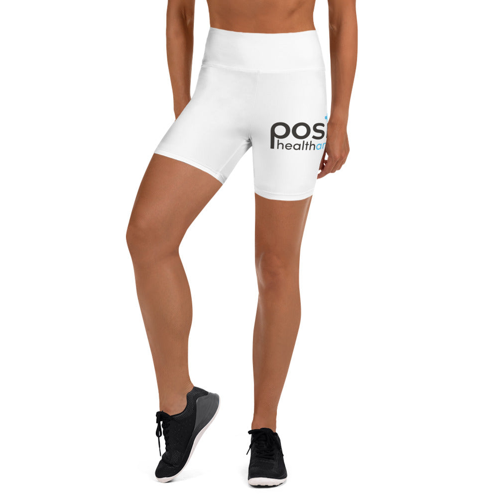 Positive Side Leg Logo Shorts