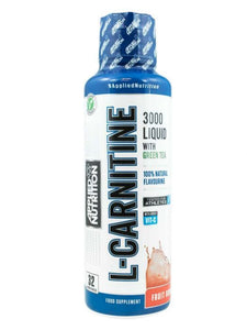 Applied Nutrition- L-Carnitine Liquid & Green Tea