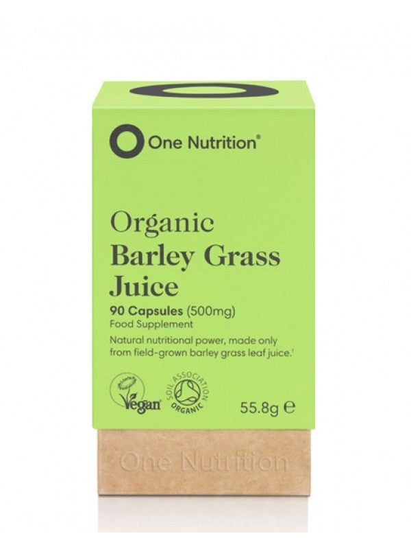 One Nutrition-Organic Barley Juice