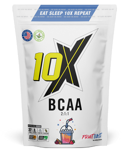 10X-Bcaa (Vegan Friendly)