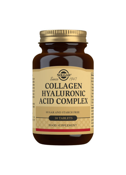 Solgar-Collagen Hyaluronic Acid Complex