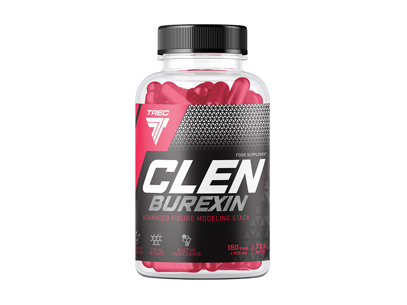 Trec Nutrition-Clenburexin