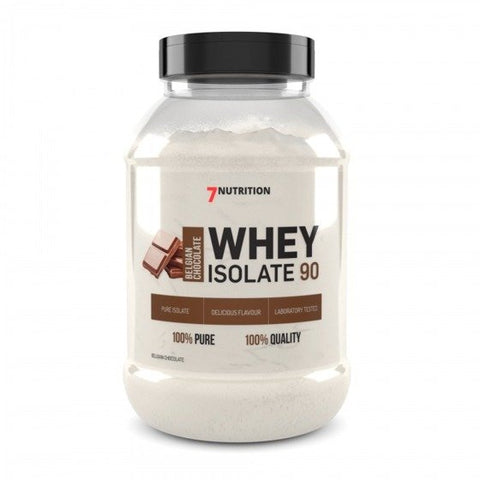 7 Nutrition-Whey Isolate 90
