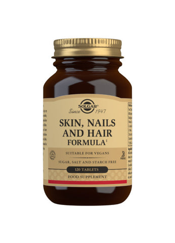 Solgar-Skin Nails & Hair Formula
