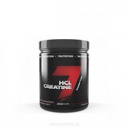 7 Nutrition - Creatine HCL