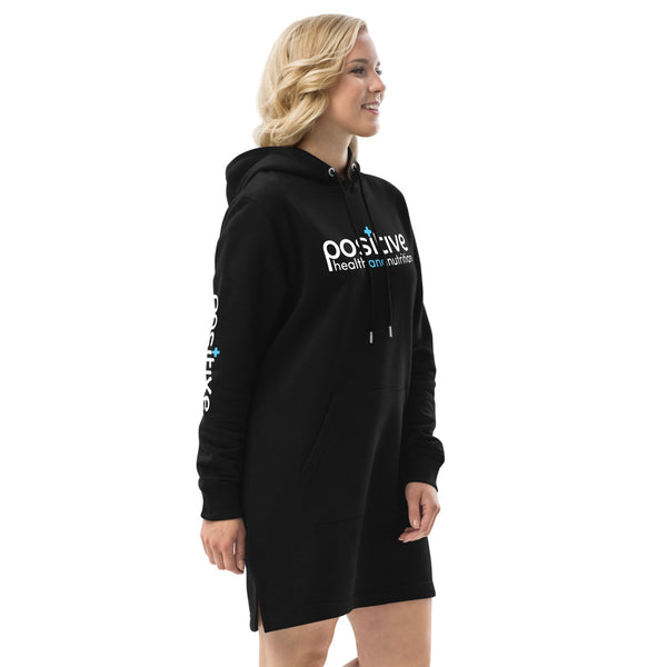 Ladies Oversized Positive Hoodie